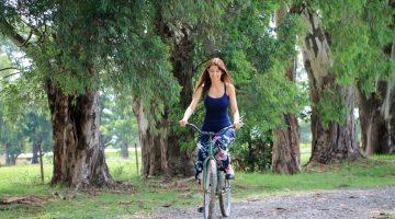 Alojamiento-Bicicleta